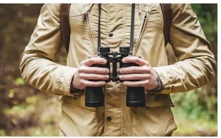 prismáticos para cazar