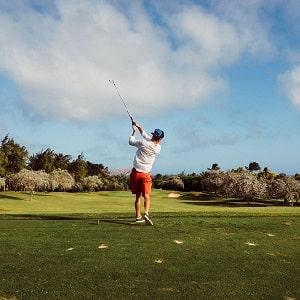 binoculares para golf