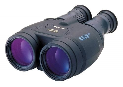 prismáticos con estabilizador de imagen