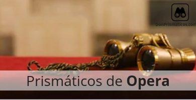 prismáticos de opera