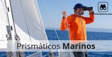prismáticos marinos