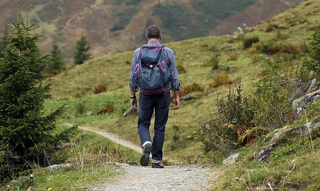 trekking y naturaleza