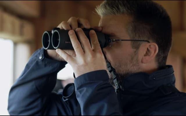 Observación con gafas