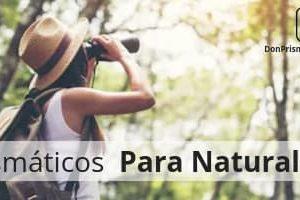 mejores prismáticos para naturaleza